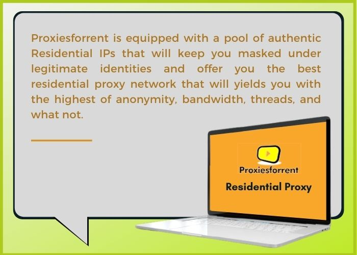 residential service provider